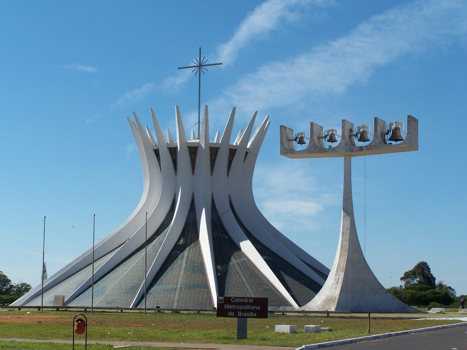 Catedral Metropolitana de Brasília :-)