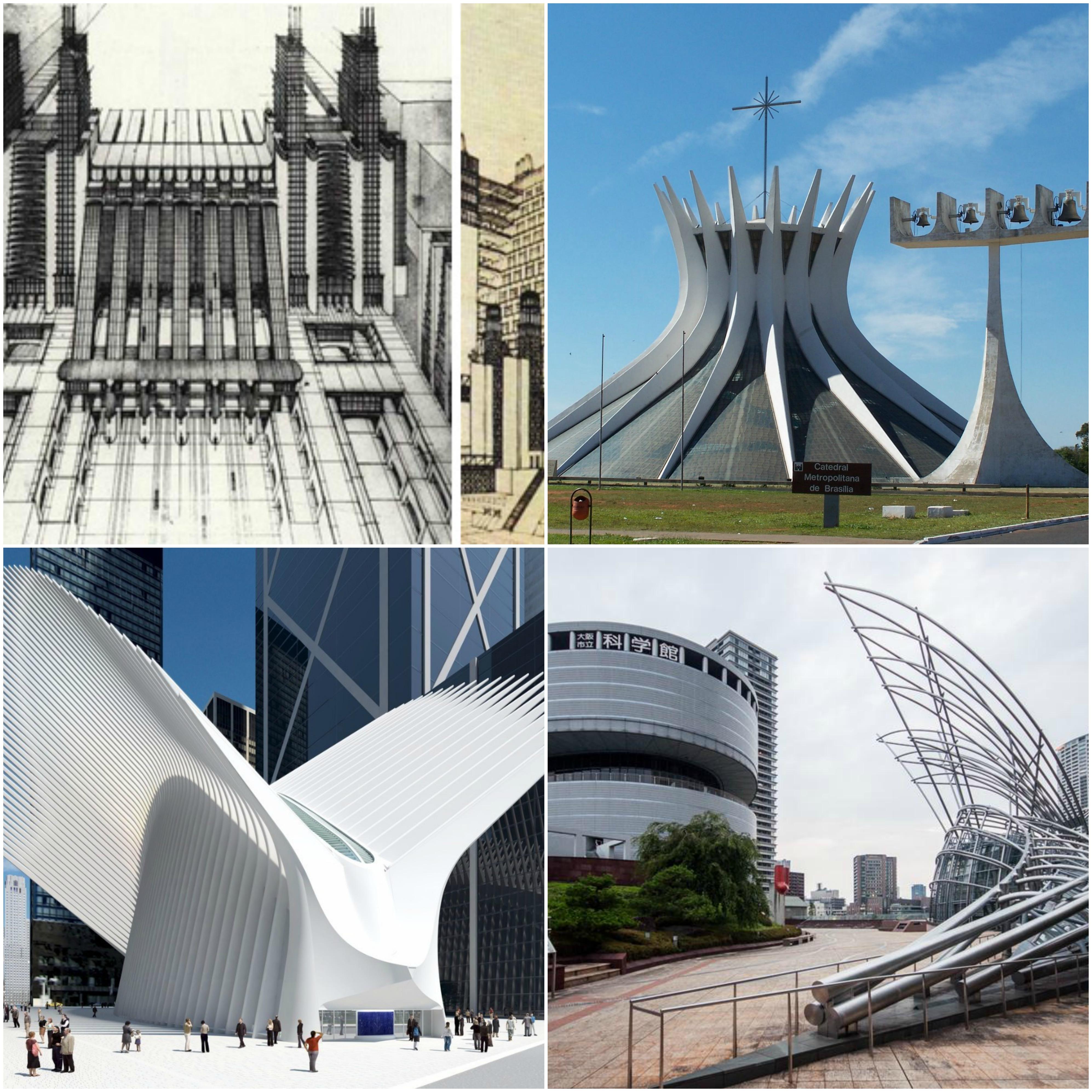arquitectura futurista art culos de arquitectura