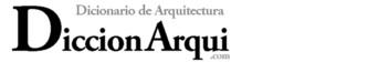 Diccionario de Arquitectura