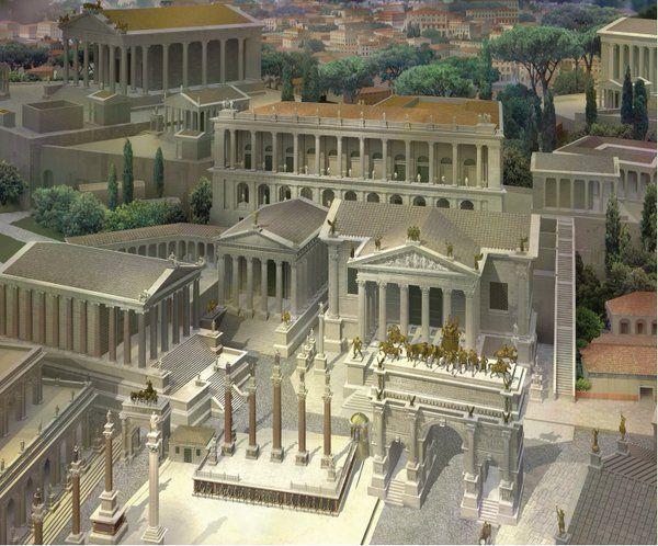 arquitectura romana 1