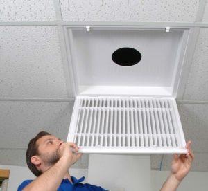 rejilla ventilación techo