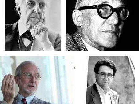 Arquitectos famosos que han marcado la historia
