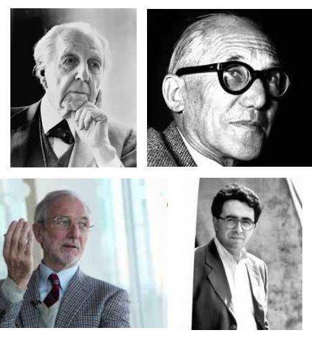 arquitectos famosos que han marcado la historia diccionario de