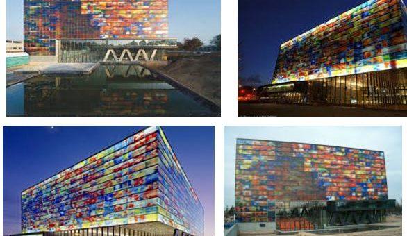 Materiales más utilizados en la arquitectura moderna algunos edificios modernos que los utilizan