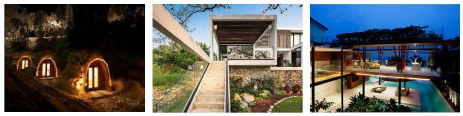 Eco friendly casas
