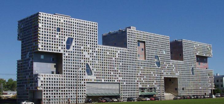 Edificios de arquitectura contemporánea