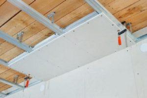 techo con escayola