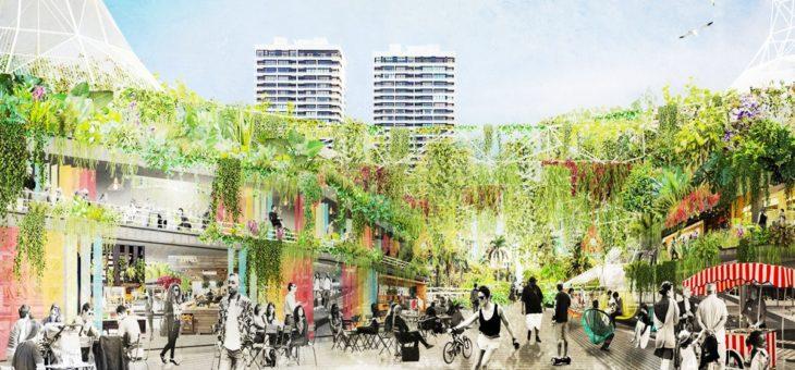 Proyecto Open Shore de Ecosistema Urbano