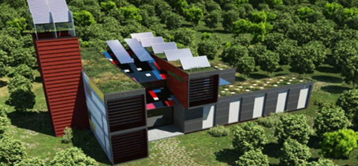 La arquitectura sostenible para arquitectos