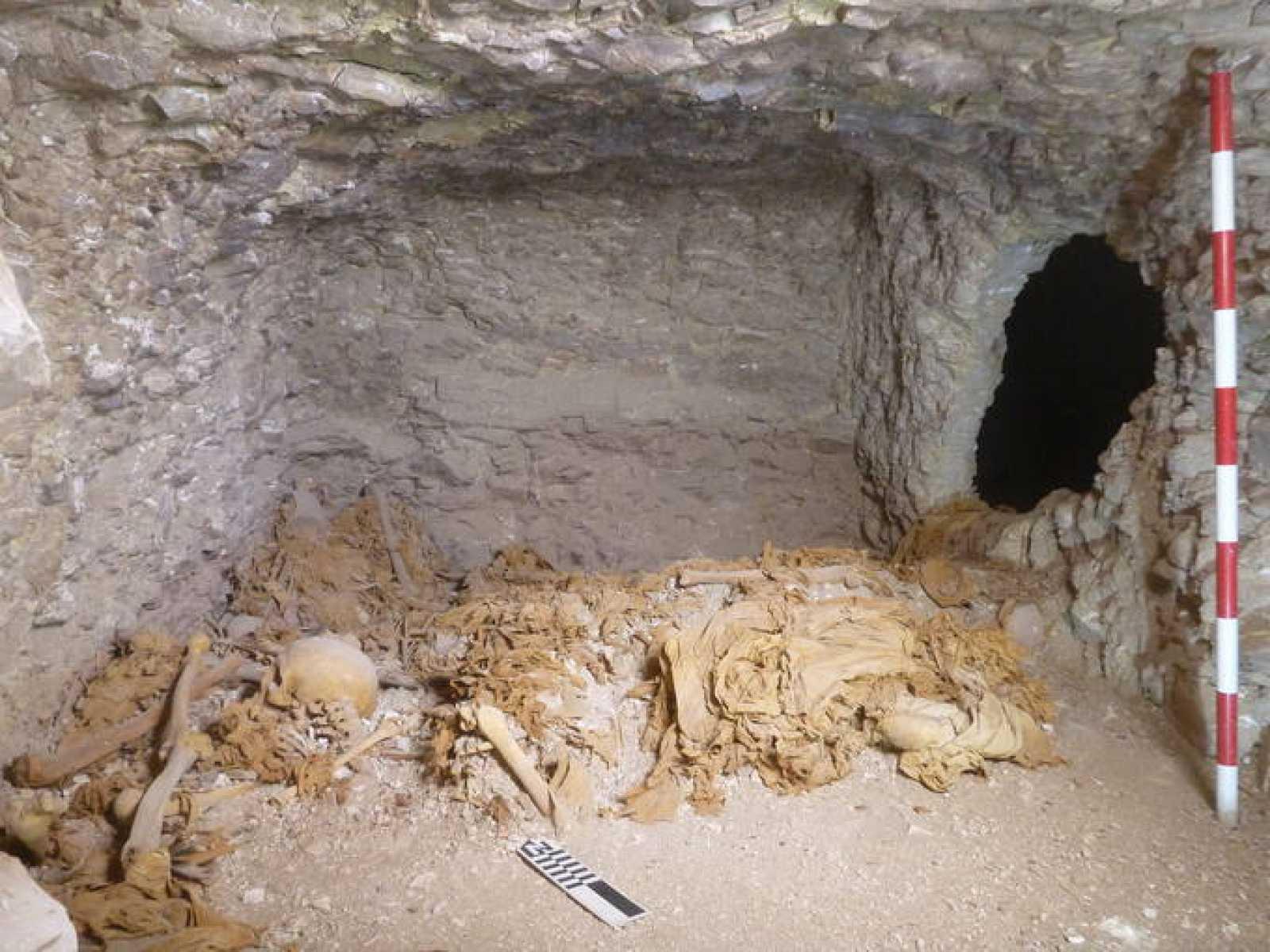 excavacion manual galeria subterranea