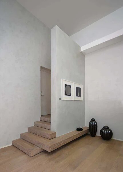 paredes microcemento